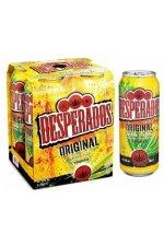 desperados Bier-tequila 5,9% 4x50cl