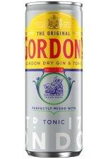 Gordons Gin Tonic 12X25CL