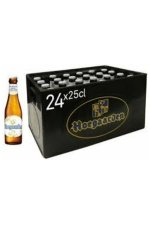 Hoegaarden Witbier 4,9%vol 24x25CL Krat