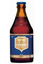 Chimay 9 blauw 24x33cl