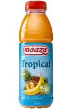 Maaza Tropical Drink 12x50CL