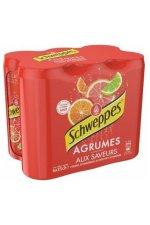 schweppes agrum 6 pack