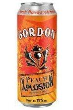Gordon xplosion peach 50cl