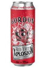 Gordon Xplosion Redfruits 50CL