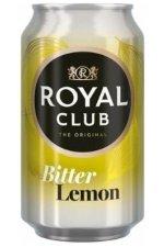 Royal Club Bitter Lemon 24x33CL