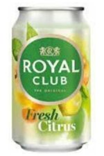 Royal Club Fresh Citrus 24x33CL