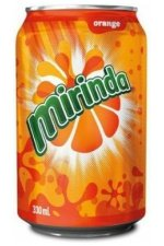 Mirinda Orange 24x33CL