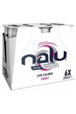 Nalu White Frost 6x25cl