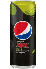Pepsi Max Lime 24x33CL