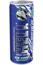Hell Energy Ice Cool Goji Berry 24x25cl