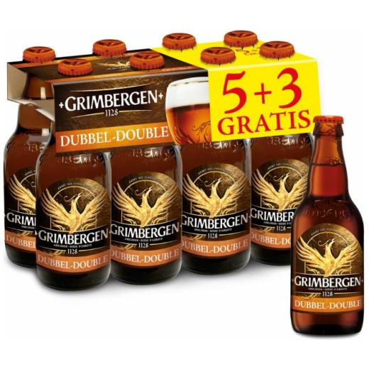 Grimbergen Dubbel 8x33cl